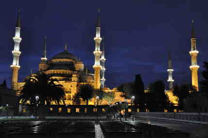 Sultanahmed Mosque