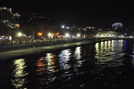 Yalta waterfront